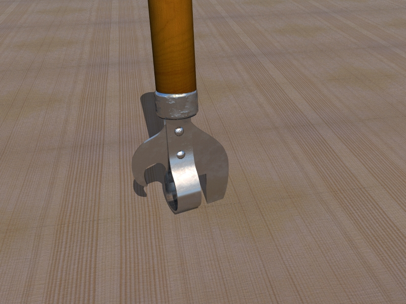 Can Opener Model 3d model jpeg image