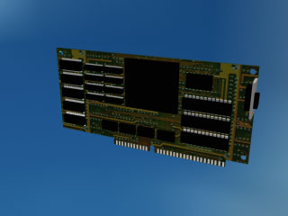 graphical video card