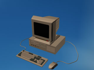personal computer pc system