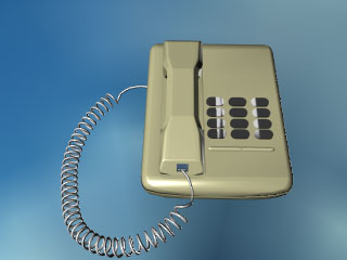 digital phone