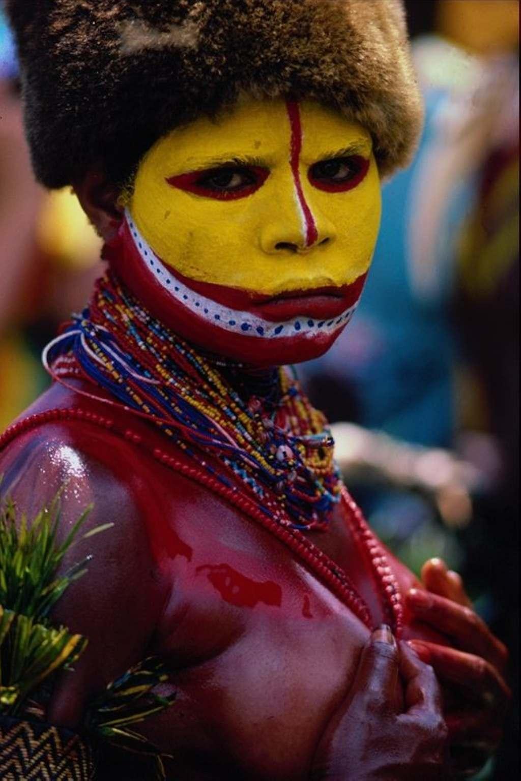 Фото девушек из диких племен 11 фотография